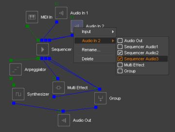 Die modulare Umgebung in energyXT 3