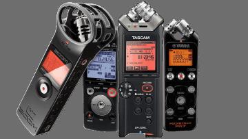 Field Recorder & Diktiergeräte - delamar