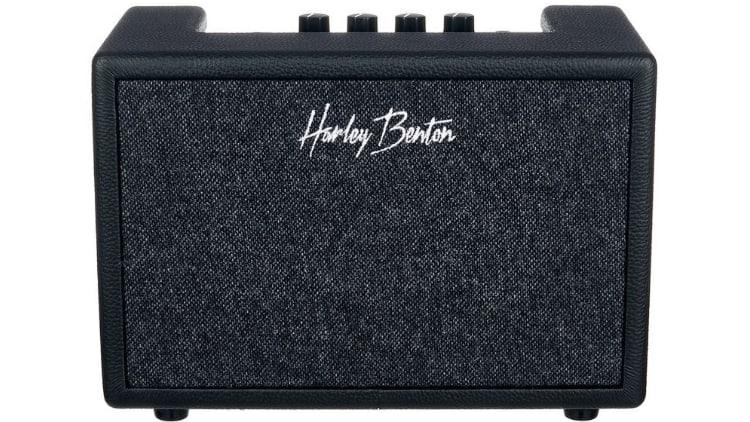 Harley Benton AirBorne Go Mini Gitarren Amp