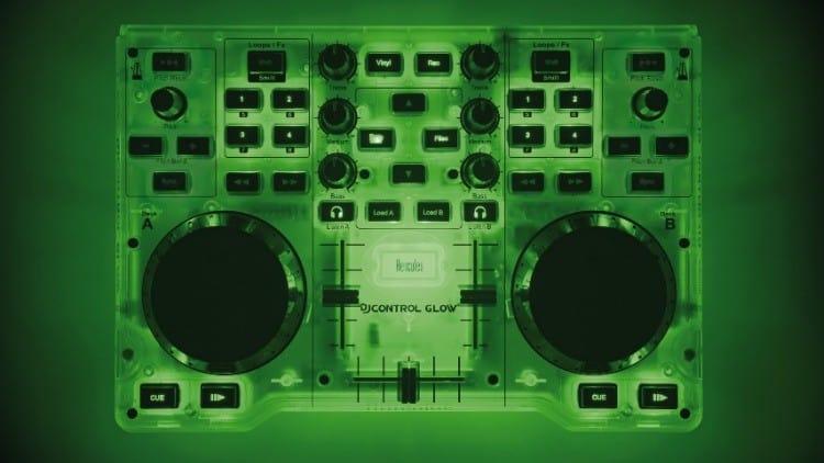 Hercules DJControl Glow