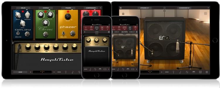 IK Multimedia AmpliTube 4
