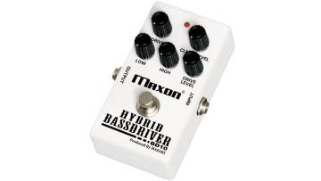 Maxon BD10: Hybrid Bass Overdrive