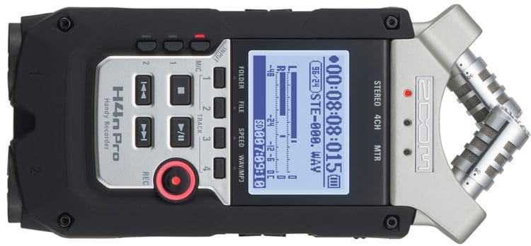 Mobile Digitalrecorder