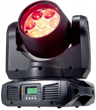 Moving Head Ratgeber - Beam - ADJ Inno Color Z7