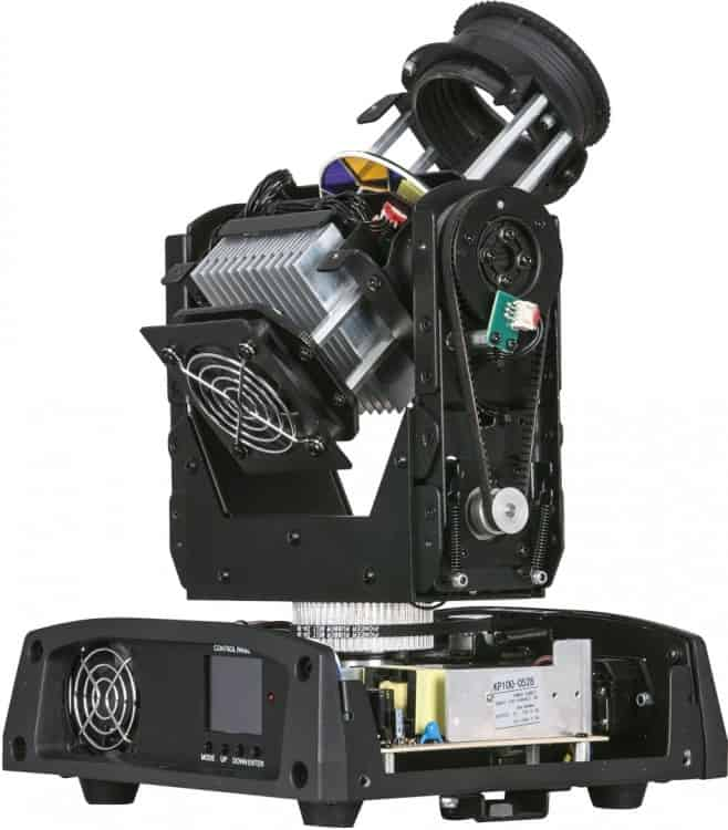 Moving Head Ratgeber - Elektronik