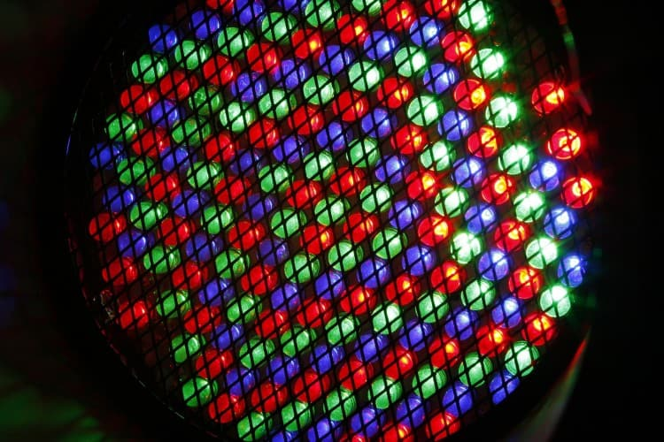Moving Head Ratgeber - LED