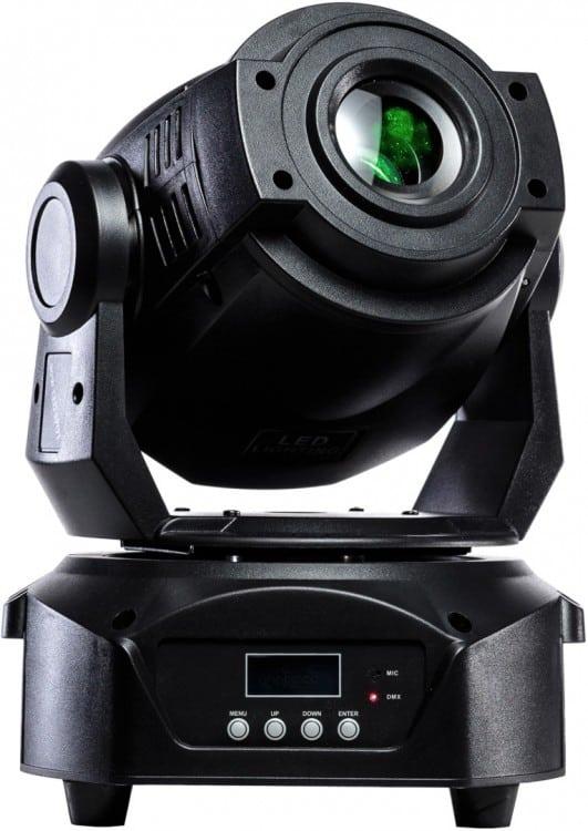 Moving Head Ratgeber - Spot - Varytec LED Easy Move Spot90