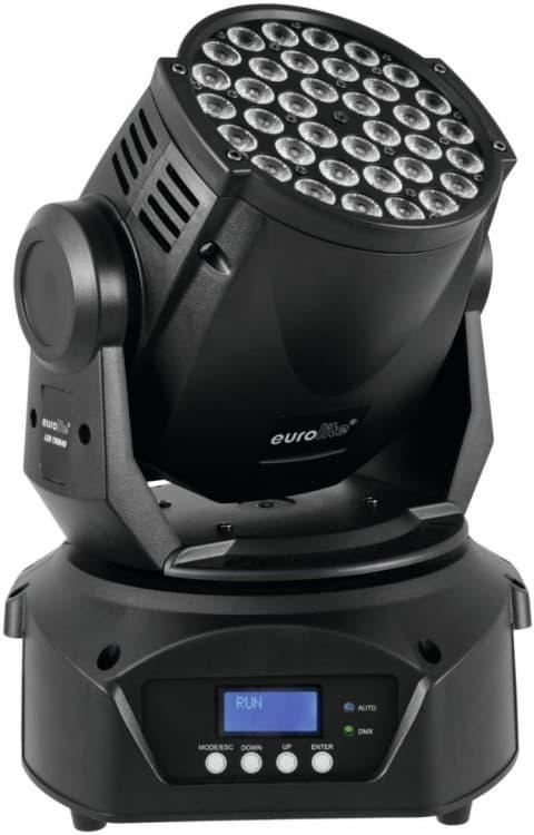 Moving Head Ratgeber - Wash - Eurolite TMH-40 LED