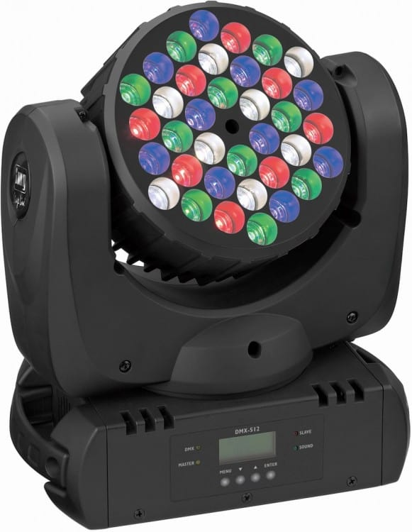 IMG STAGELINE WASH-300LED - Moving Heads Marktübersicht