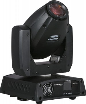 Moving Heads Marktübersicht - Showtec Phantom 20 LED Beam