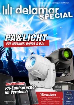 PA Licht Cover