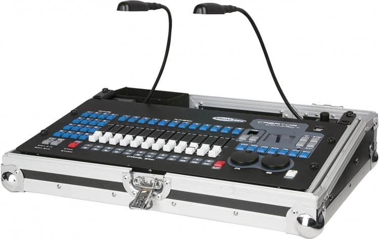 Ratgeber DMX Grundlage - DMX-Controller Showtec Creator Compact