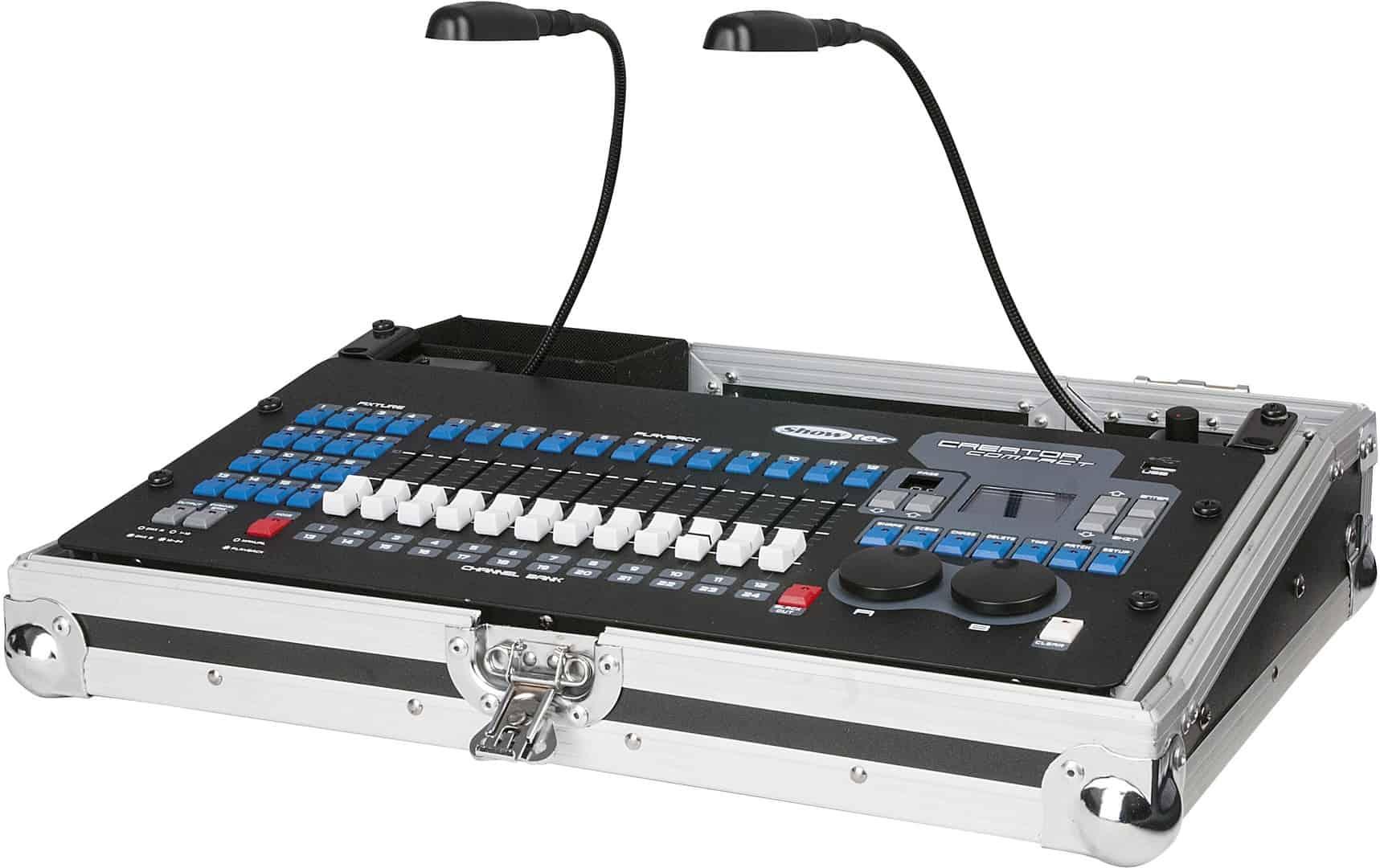 Onwijs DMX-Controller Marktübersicht - delamar VU-97