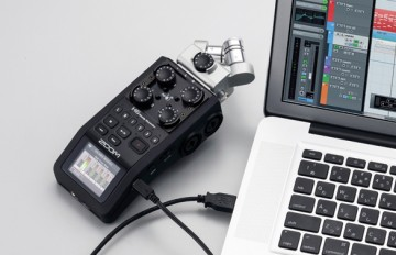 Audio Recorder als Audio Interface