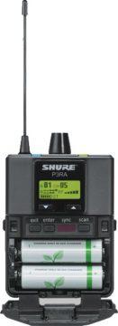 Empfänger - Shure PSM 300 Premium Test