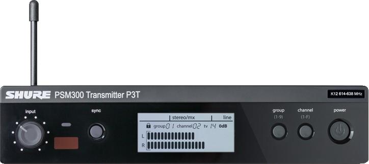 Sender - Shure PSM 300 Premium Review