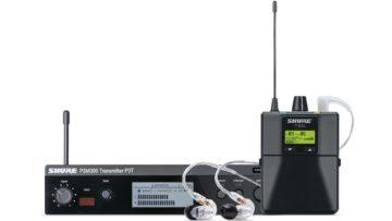 Shure PSM 300 Premium Test
