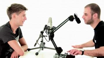 Stimme für YouTuber & Podcaster