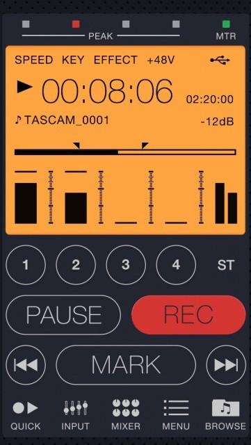 Tascam DR-44WL Testbericht