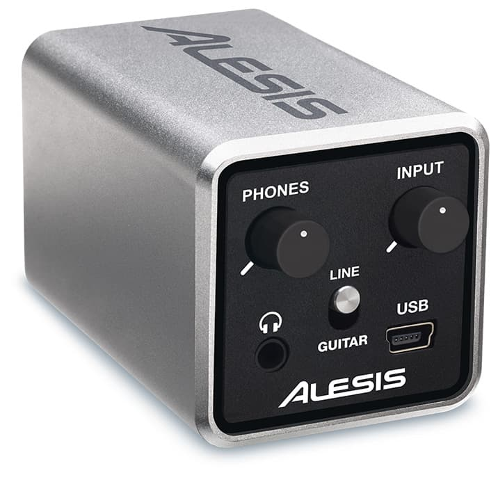 Tiny Tools: 5 feine Audio Interfaces im Miniformat - Alesis Core 1