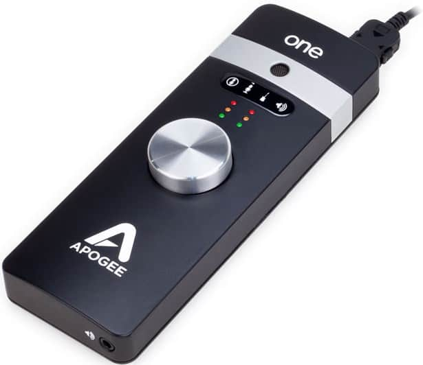 Tiny Tools: 5 feine Audio Interfaces im Miniformat - Apogee One for iPad & Mac