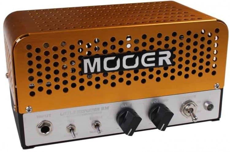 Tiny Tools: Die 5 besten Gitarrenverstärker in Miniatur - Mooer Little Monster BM
