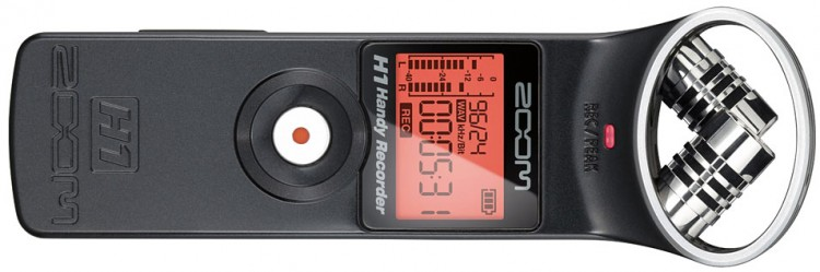 Audio Recorder - Zoom H1