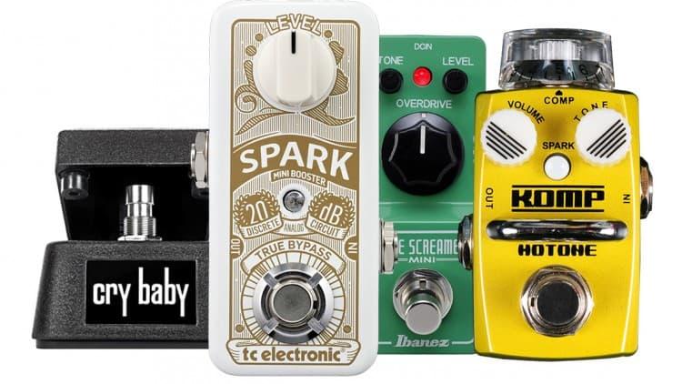Tiny Tools: Die besten neuen Gitarreneffekte im Miniformat