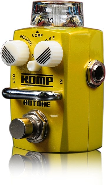 Tiny Tools: Die besten neuen Gitarreneffekte im Miniformat - Hotone Komp