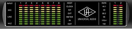 Universal Audio Apollo 8 Testbericht