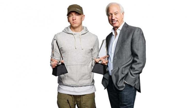 Eminem RIAA Rekord