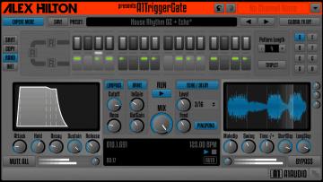 Freeware Friday: A1TriggerGate - Kostenloses Sequenzer-Gate mit etlichen Extras