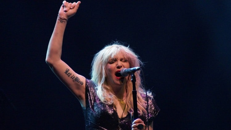 Hole-Frontfrau Courtney Love