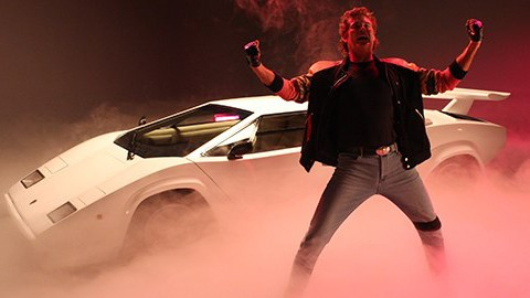 David Hasselhoff als Sänger