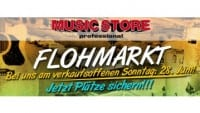 Musikerflohmarkt: MUSIC STORE Köln, 28. Juni 2015