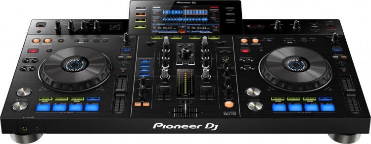 Pioneer XDJ-RX Testbericht