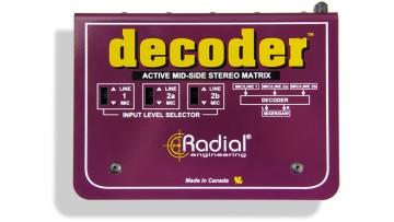 Radial Decoder