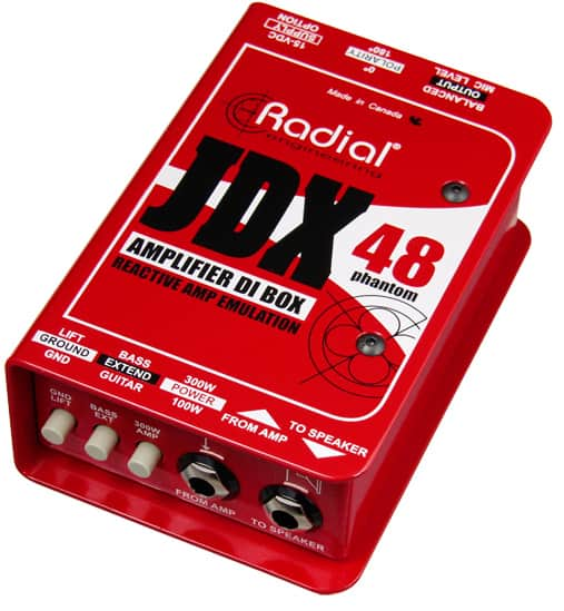Radial JDX 48 Reactor