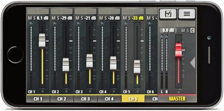 Soundcraft Ui16 Testbericht