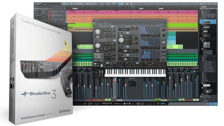 Einstieg ins Homerecording - DAW-Software