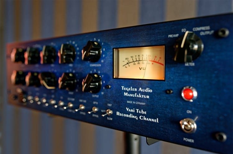 Tegeler Audio Manufaktur VTRC Channelstrip