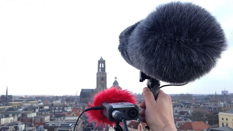 field recording equipment