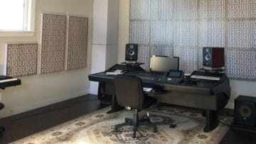 akustikelemente homestudio