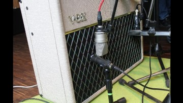 Cab-IR erstellen: Workshop zum Silent Recording - 1 Gitarrenbox mikrofonieren