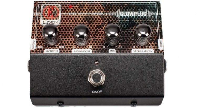 Eden Glow Plug: Röhrensound speziell für Bassisten.