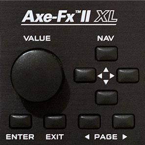 Kemper Profiling Amp vs. Axe-FX II XL - Axe-FX Controls
