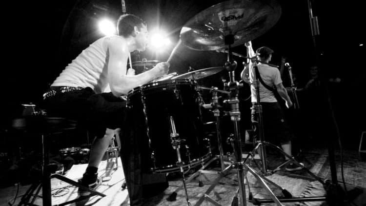 Einfache Schlagzeug Lieder