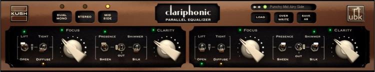 Kush Audio Clariphonic DSP mkII Testbericht