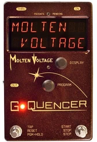 Molten Voltage G-Quenzer: Whammy-Sequenzen auf Knopfdruck