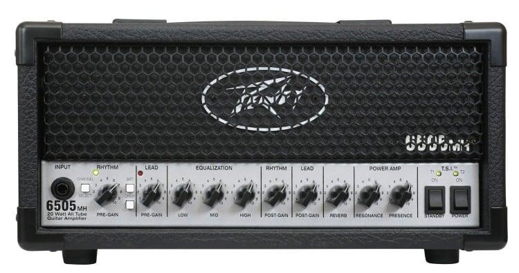 Peavey 6505 MH: Geschrumpfter Amp mit Originalsound des Vorgängers.